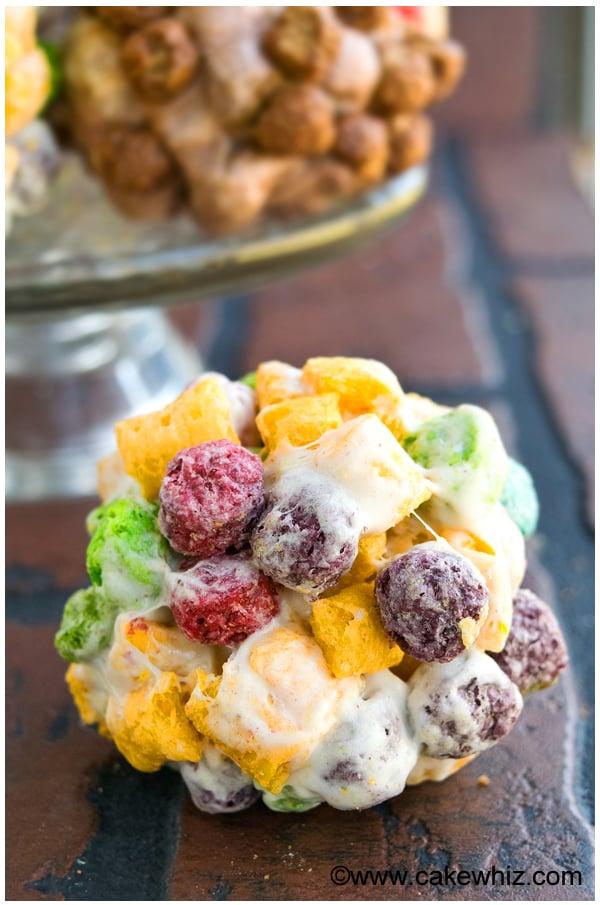 rainbow cereal balls 4
