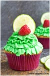 raspberry lime cupcakes 1