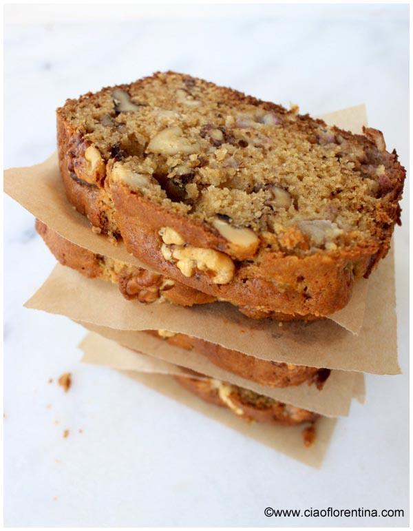 ricotta banana nut bread