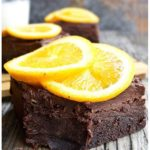 Easy Chocolate Orange Brownies Recipe From Scratch