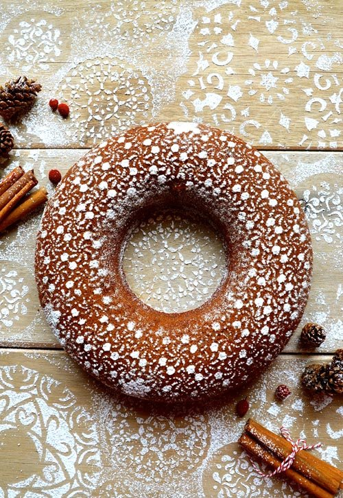 Chocolate Bundt Cake Decorating Ideas : Bundt cake decorating ideas