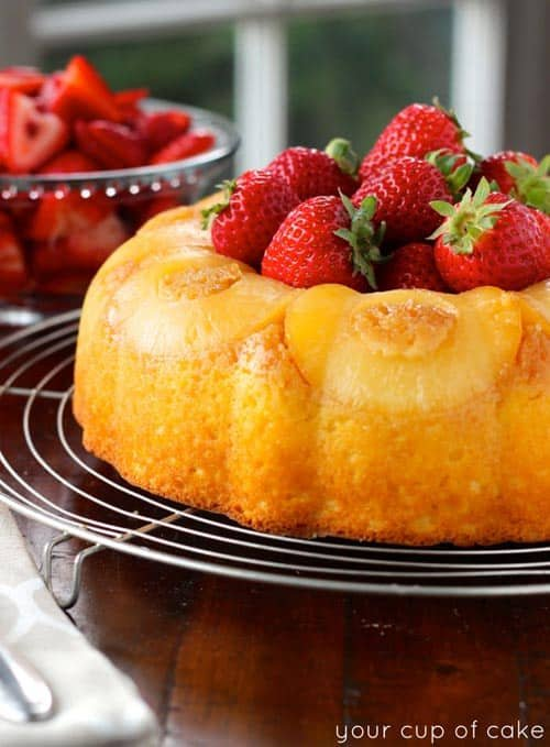 bundt cake decorating ideas 40