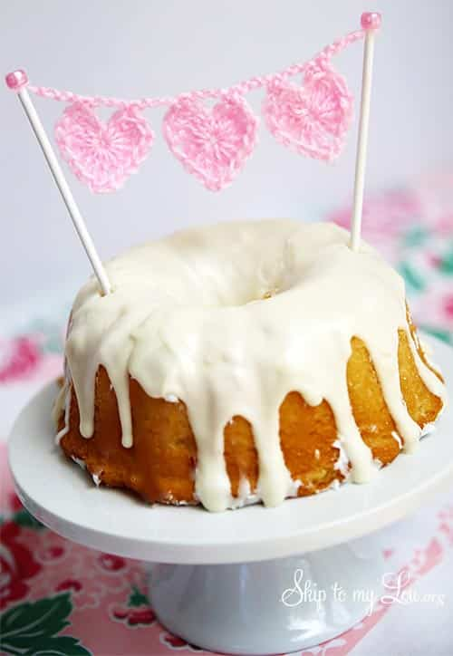 bundt cake decorating ideas 44