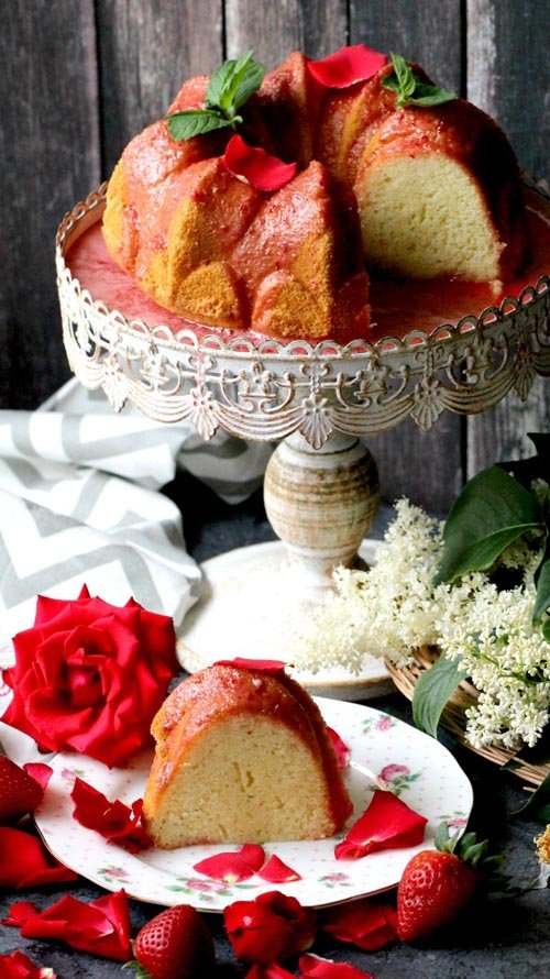 bundt cake decorating ideas 61