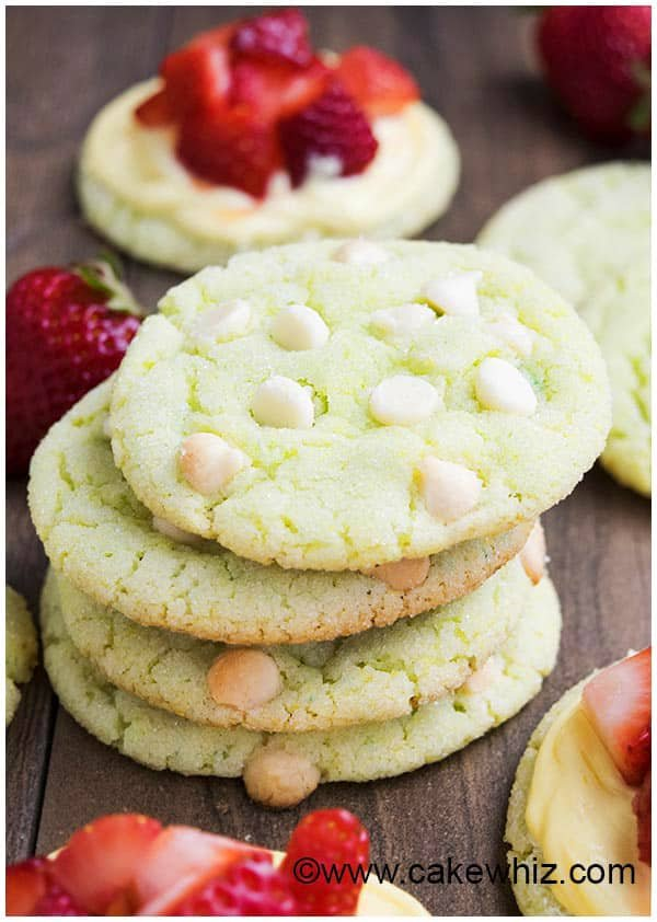 Key Lime Cookies Recipe From Scratch 4