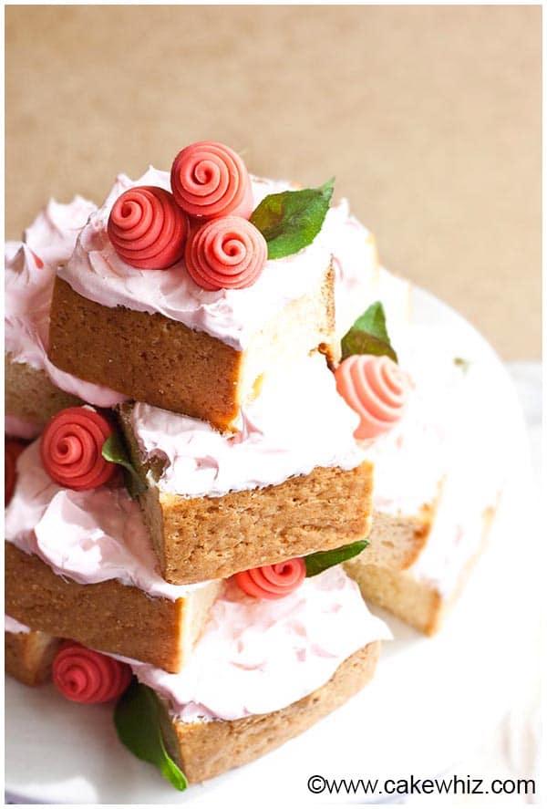easy cake tower 2