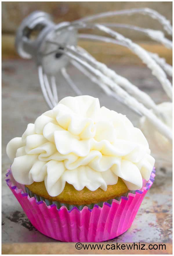 Simple Cream Cheese Frosting For Cupcakes