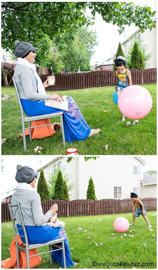 backyard kids summer party 30