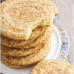 Easy Snickerdoodles Recipe