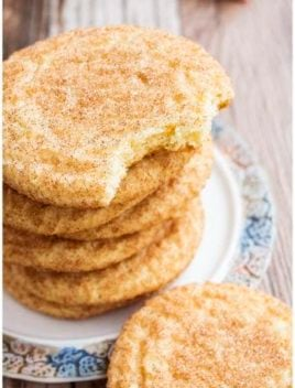Easy Snickerdoodles Recipe