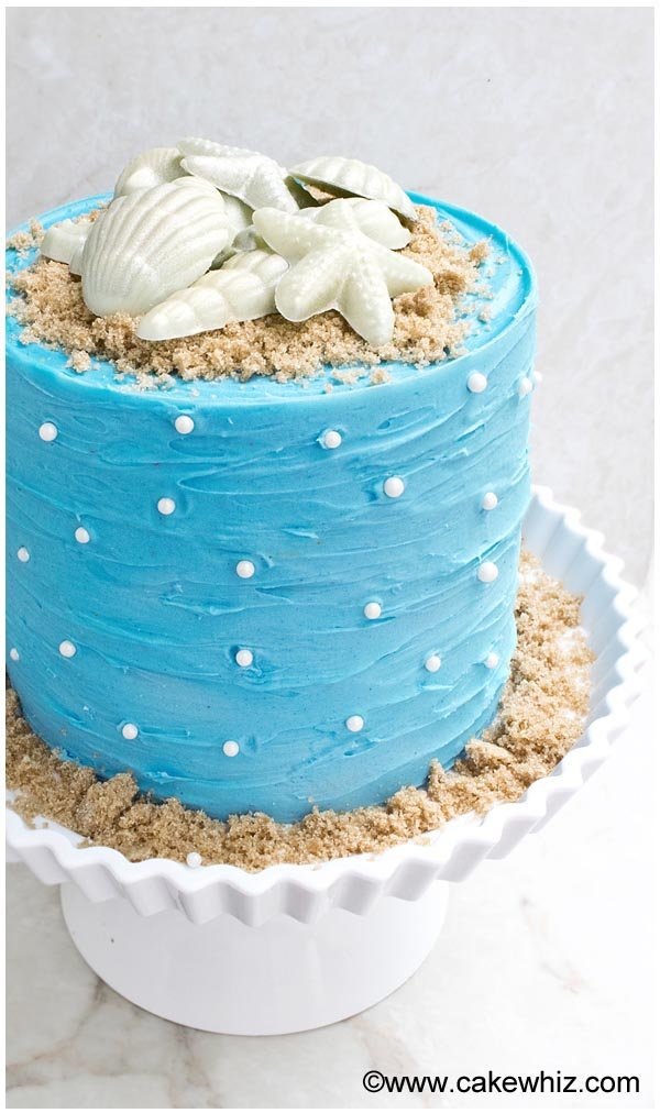 Easy Cake Decorating Ideas Buttercream : Easy Cake Decorating Ideas