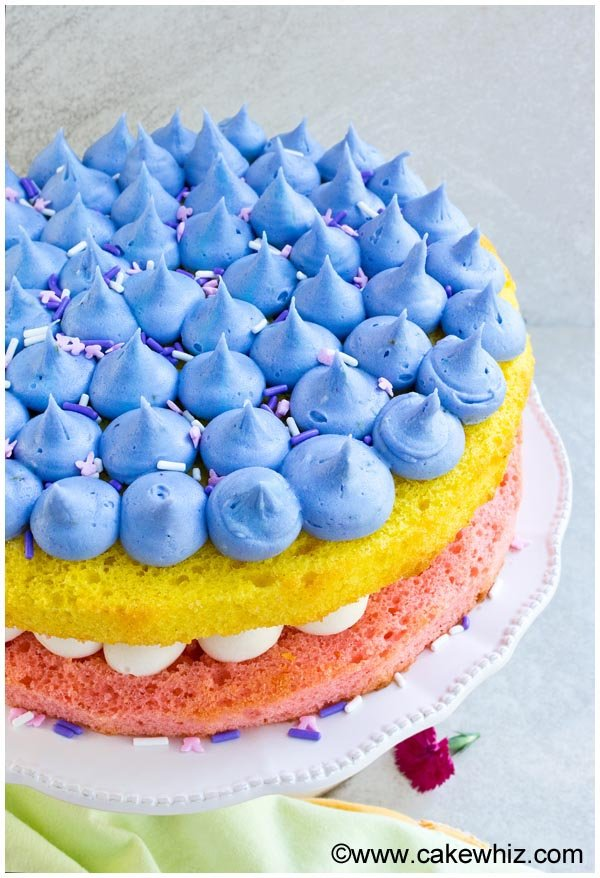 Easy Cake Decorating For Beginners : Easy Cake Decorating Ideas