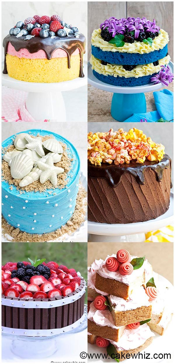 Simple Cake Decorating Ideas Beginners : Easy Cake Decorating Ideas