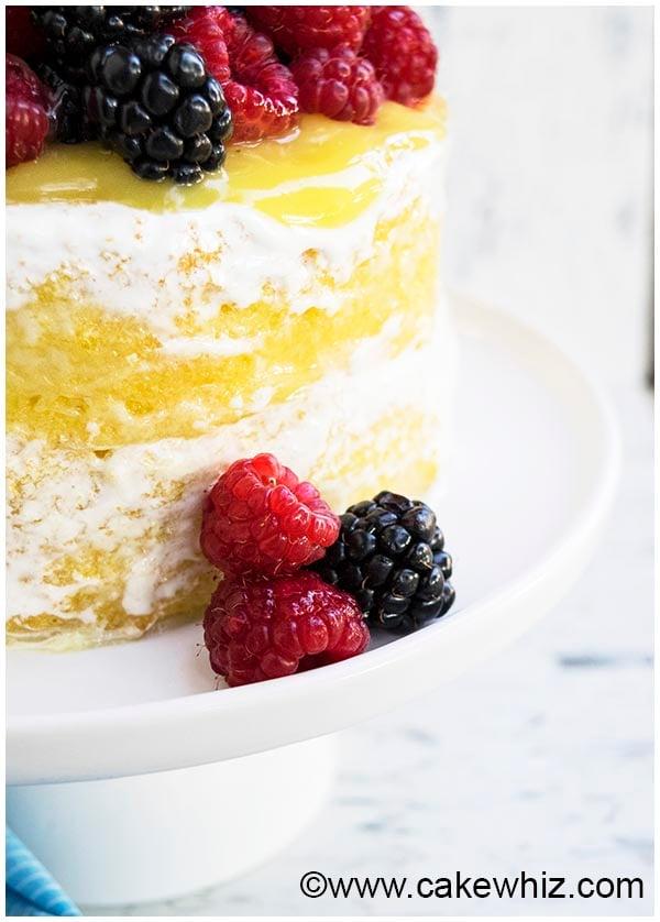 moist lemon cake recipe 7