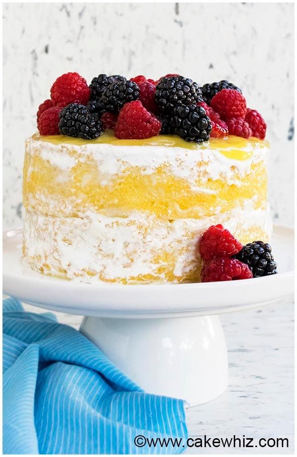 moist lemon cake recipe 8