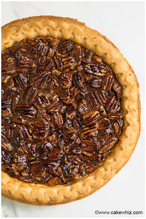 Homemade Pecan Pie Recipe From Scratch