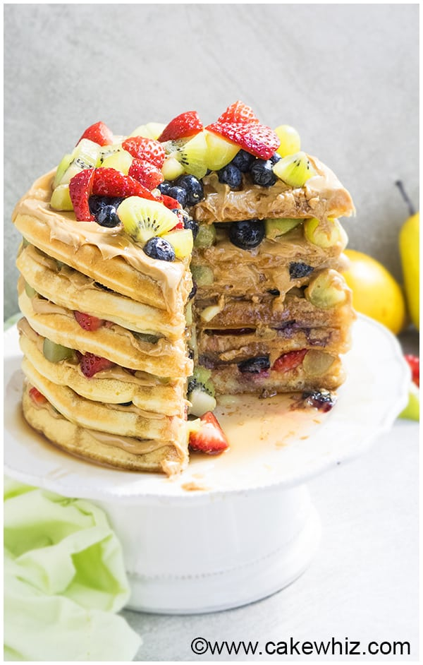 easy waffle cake recipe 8