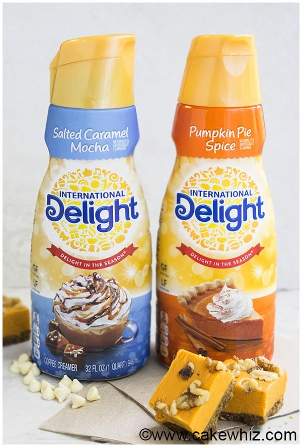 international delight pumpkin creamer campaign