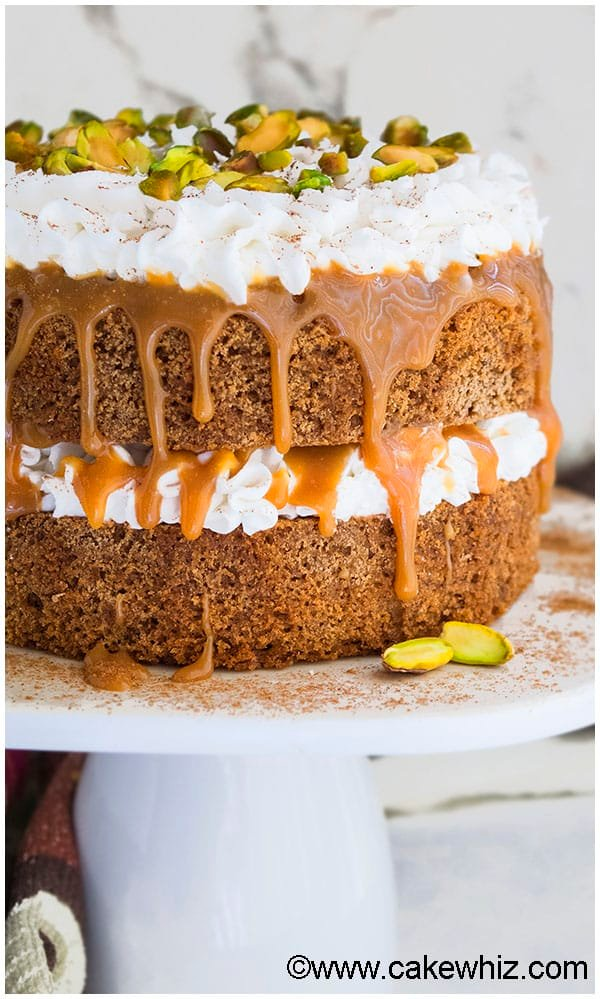 Easy Spice Cake Recipe With Cream Cheese Frosting