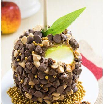 Easy Chocolate Caramel Apples Recipe