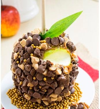 How To Make Chocolate Caramel Apples Cakewhiz