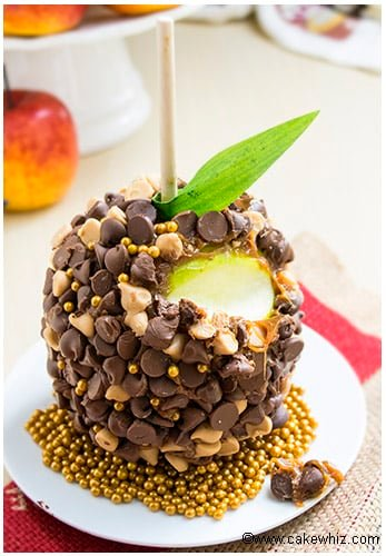 Chocolate Caramel Apples Recipe