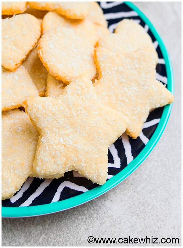 Coconut Sugar Cookies Recipe 8
