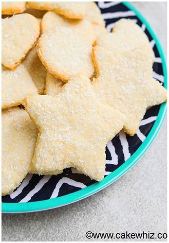 Coconut Sugar Cookies Recipe 9