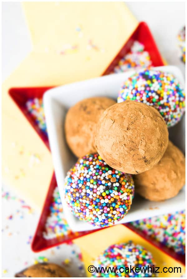 Healthy Chocolate Truffles Recipe 5