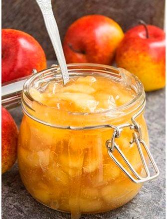 Easy Homemade Apple Pie Filling Recipe