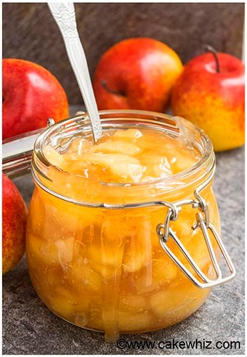 Homemade Apple Pie Filling Recipe