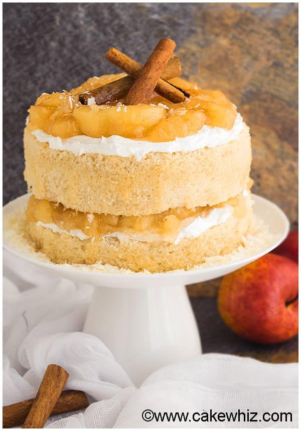 Apple Pie Cake Recipe From Scratch 1