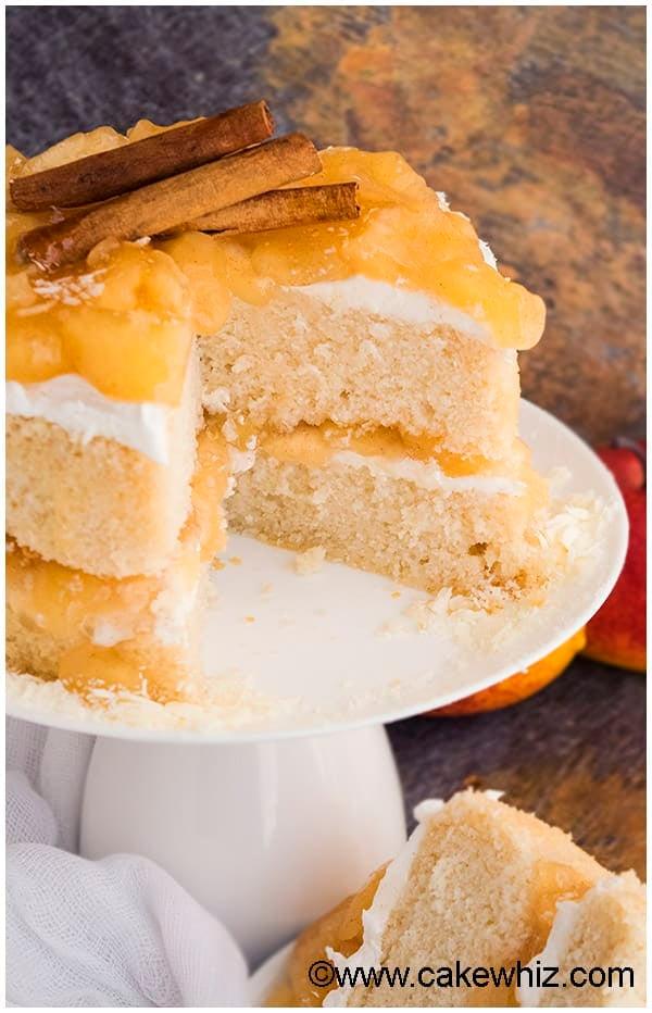 Apple Pie Cake Recipe From Scratch 2