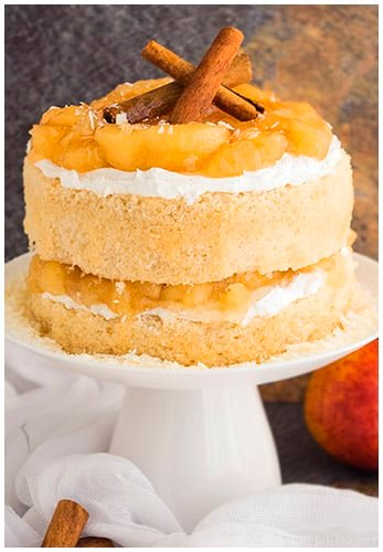 Apple Pie Cake Recipe From Scratch