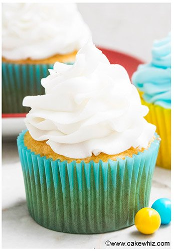 White Chocolate Buttercream Frosting Recipe (Easy with 2 Ingredients)