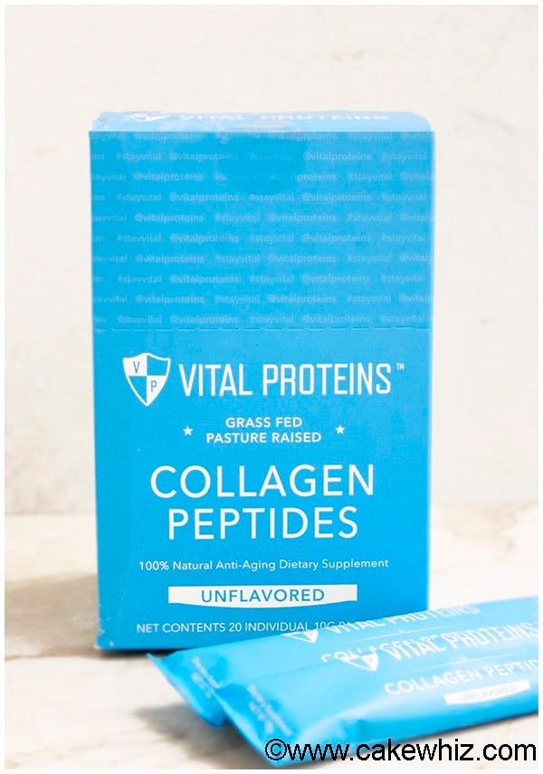vital proteins collagen peptides packets