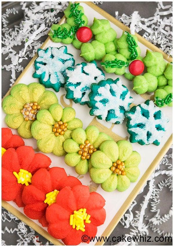 Classic Spritz Cookies - CakeWhiz