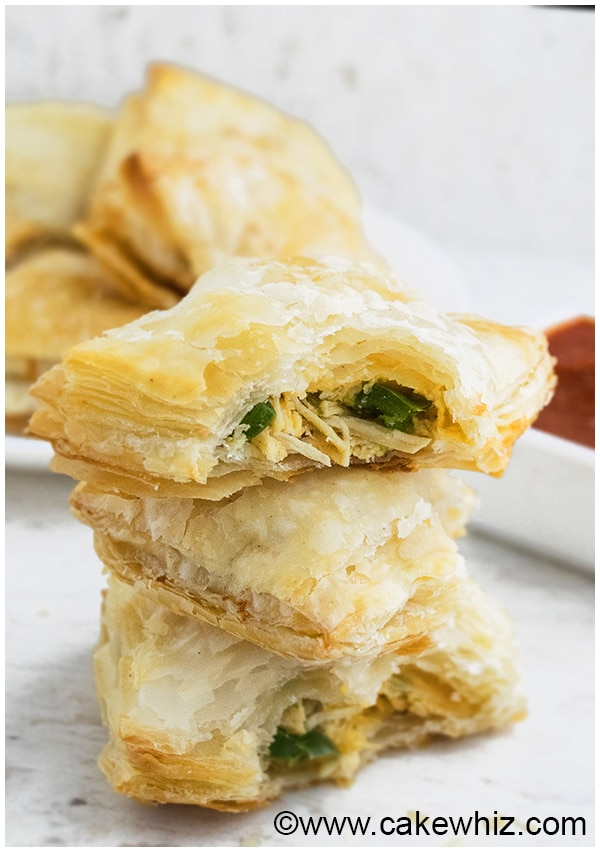 Jalapeno Chicken Puffs Recipe 10