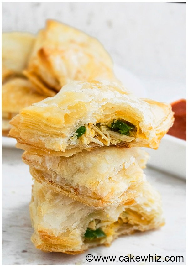 Jalapeno Chicken Puffs Recipe 10