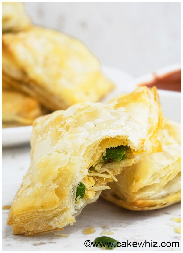 Jalapeno Chicken Puffs Recipe 11