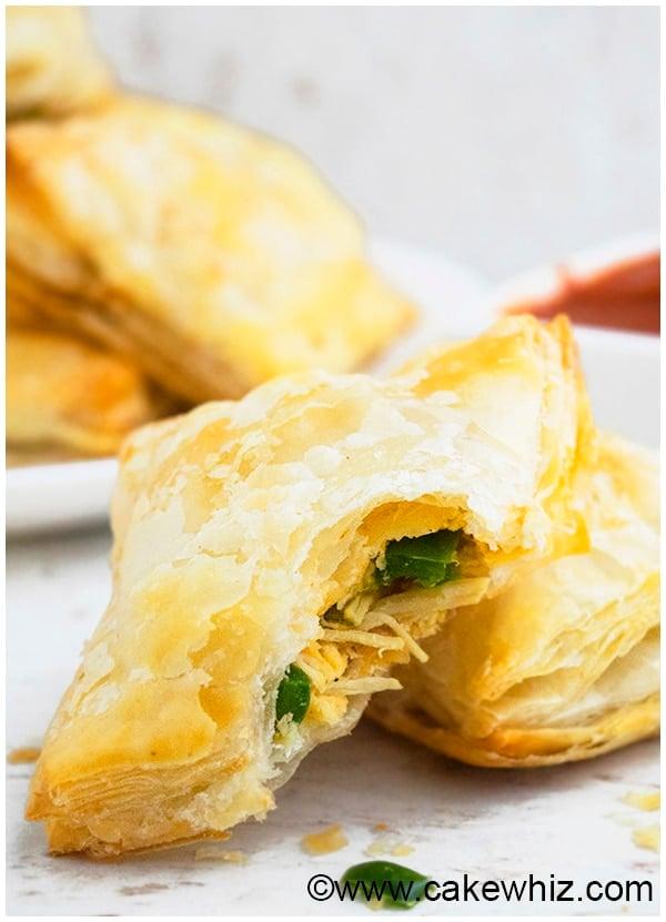 Jalapeno Chicken Puffs Recipe 11