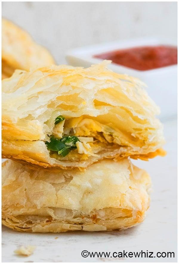 Jalapeno Chicken Puffs Recipe 5