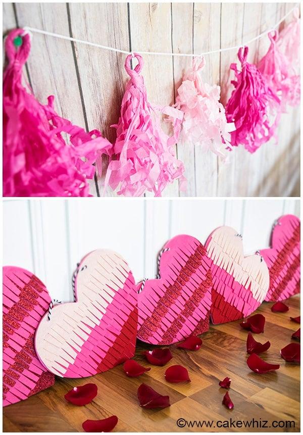 Valentine's Day Dessert Table 2