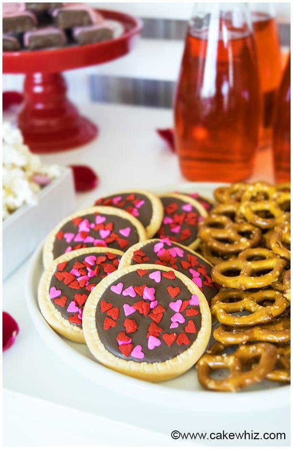 Valentine's Day Dessert Table 8