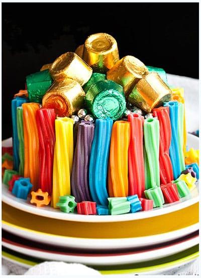 Rainbow Desserts Recipes Ideas 4