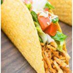 Shredded Chicken Tacos Recipe (Easy 30 Minute Weeknight Meal)