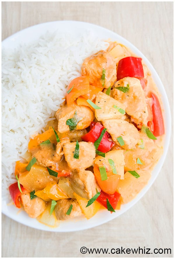 Slow Cooker Hawaiian Pineapple Chicken 4