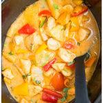 Slow Cooker Pineapple Chicken (Easy Dinner Recipe)