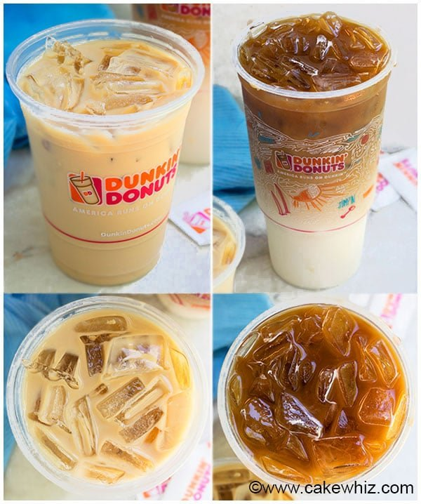 Dunkin Donuts Coffee Campaign