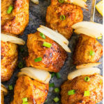 Quick and Easy Chicken Shish Kabob Recipe (Easy Dinner Idea)